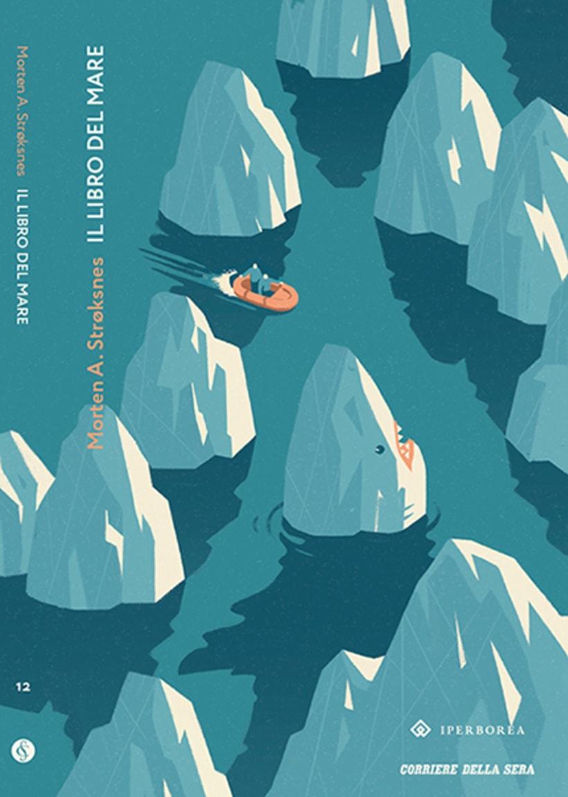 Boreali books cover design 5