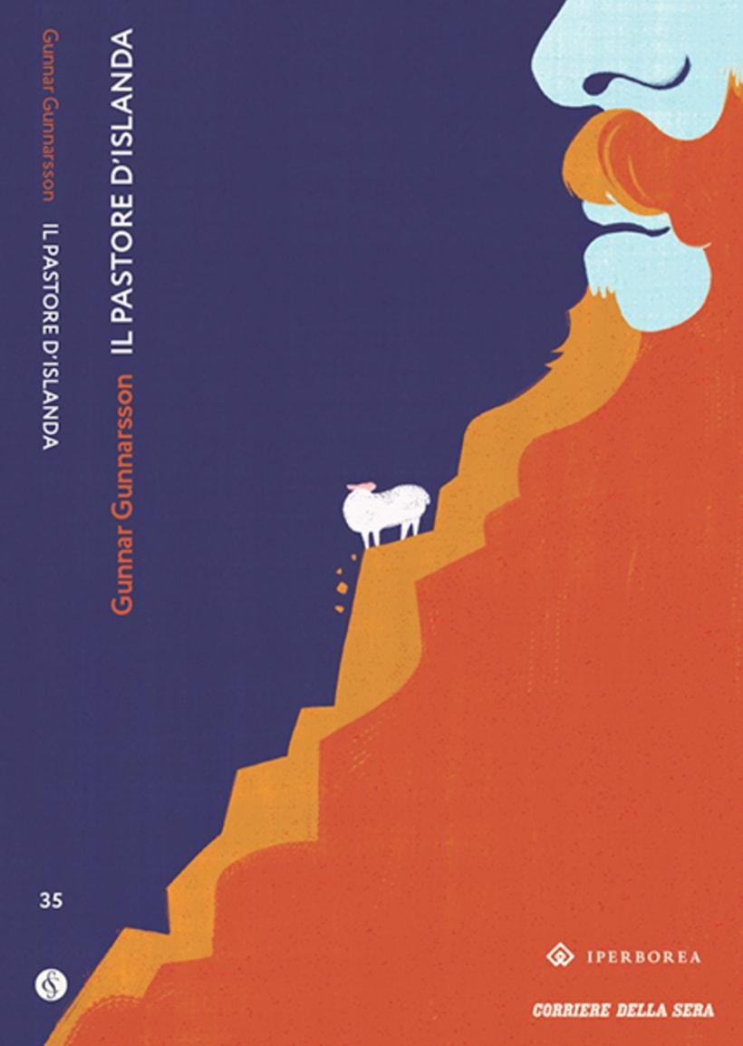 Boreali books cover design 10