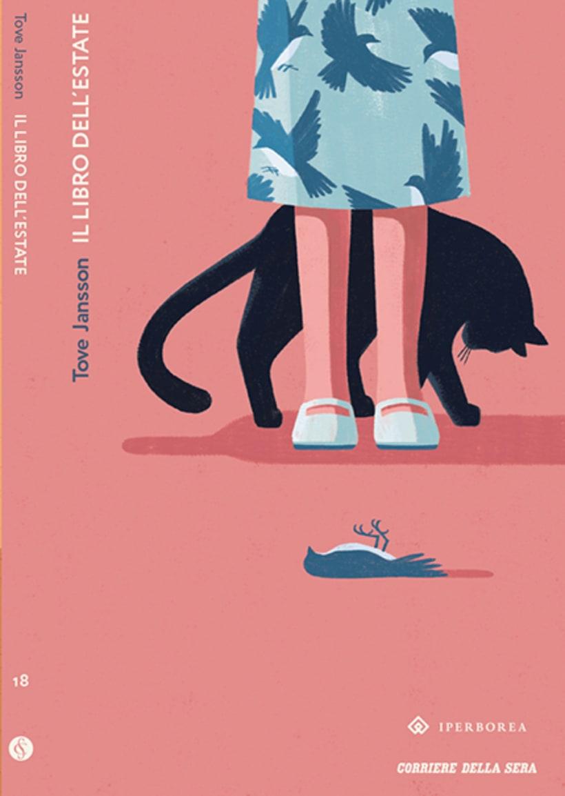 Boreali books cover design 7