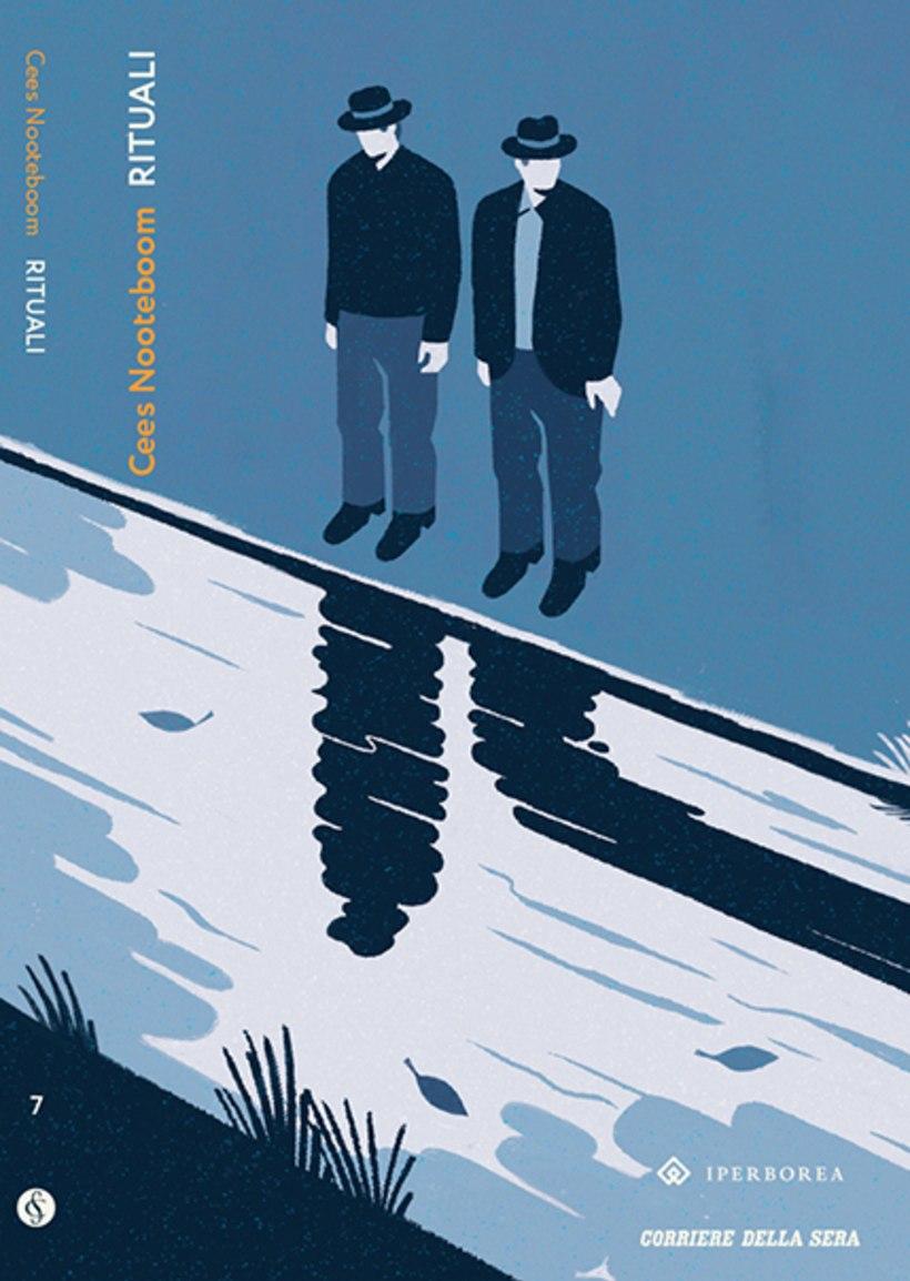 Boreali books cover design 8