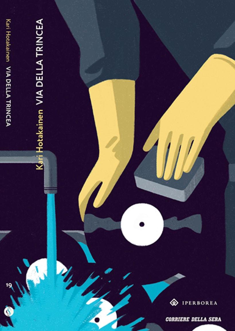 Boreali books cover design 13