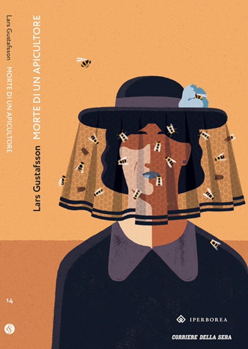 Boreali books cover design 15