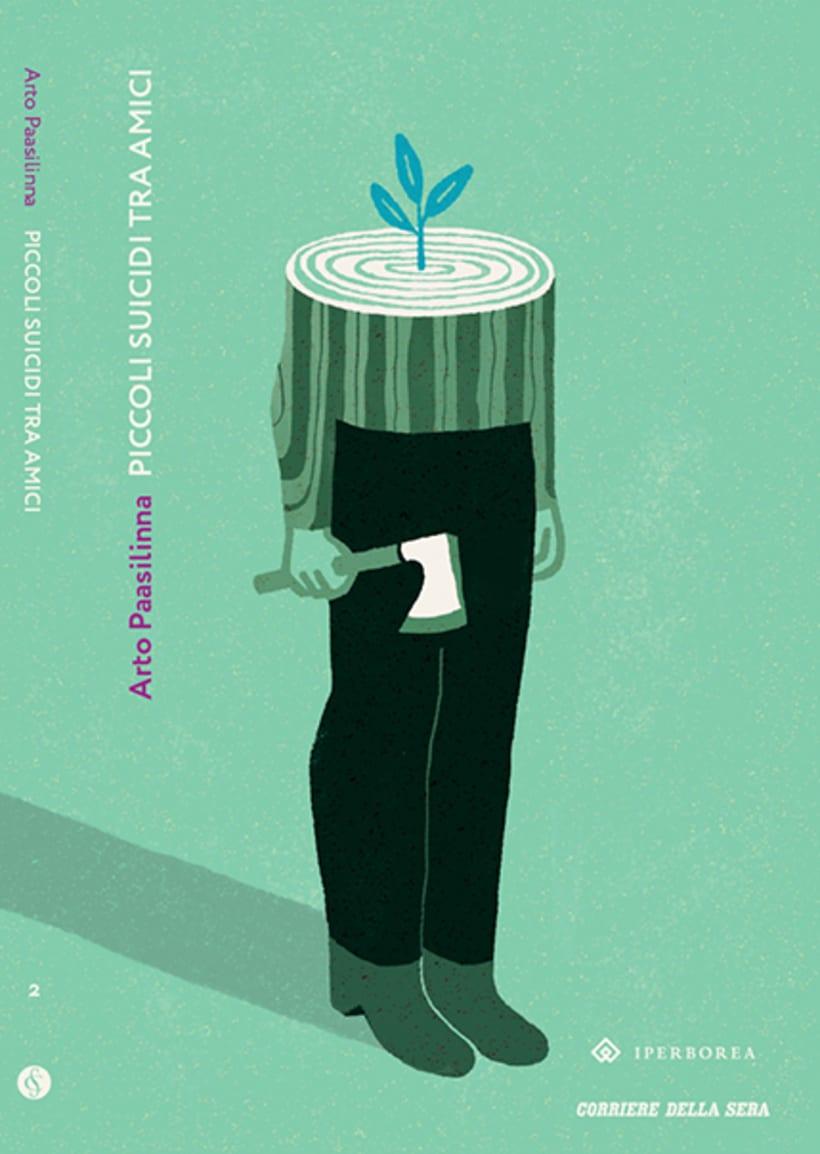 Boreali books cover design 12