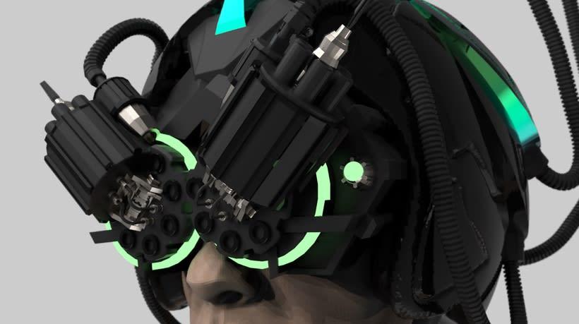 Cyberpunk Environments 5