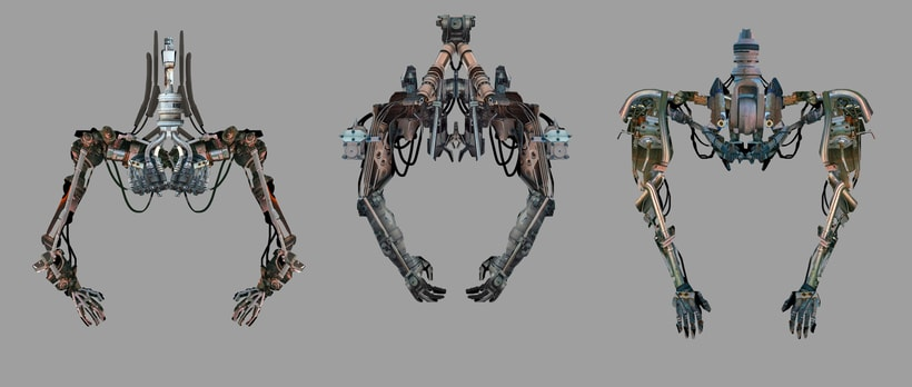 Cyberpunk Environments 7