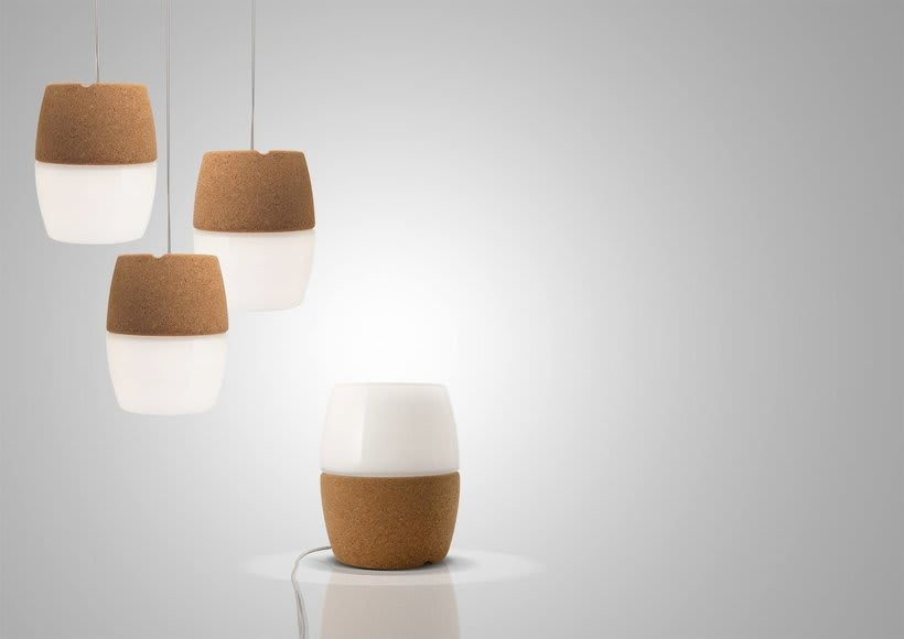 """Linea """"Pipa"""" de iluminación y mobiliario para la marca Pura Mestria 0"""