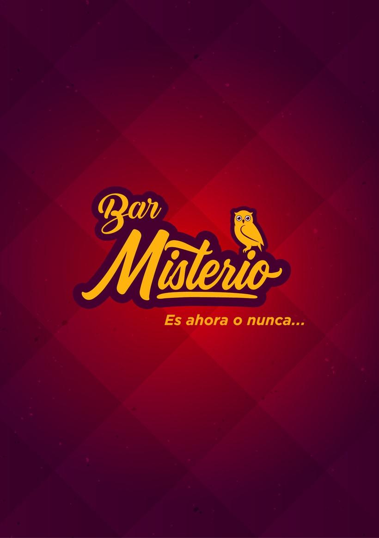 "CARTA DE PRECIOS PARA ""BAR MISTERIO"" 0"