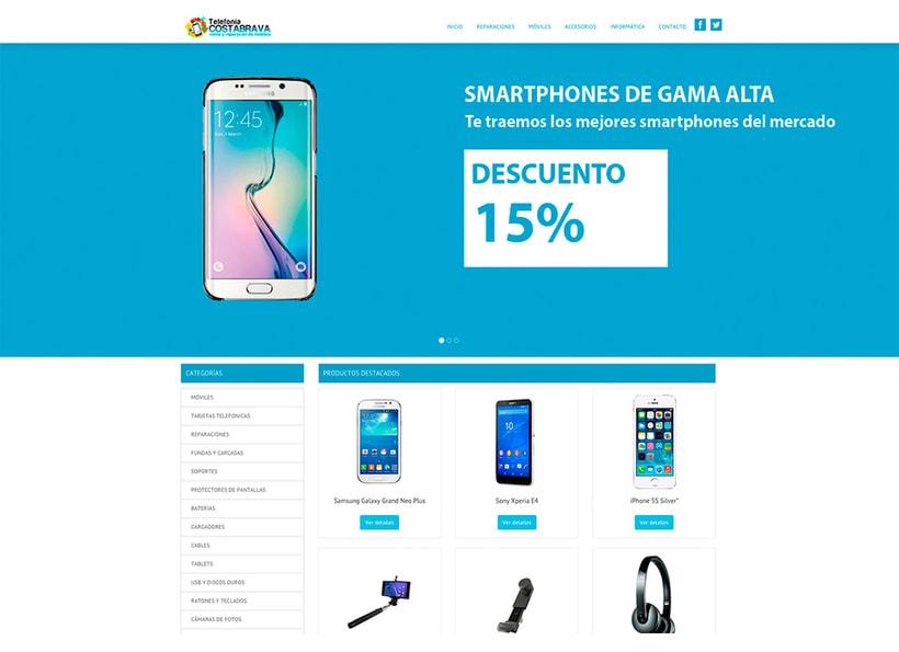 Web Telefonía Costa Brava -1