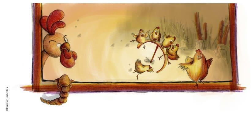Mi Proyecto del curso: Ilustración digital para cuentos infantiles 3