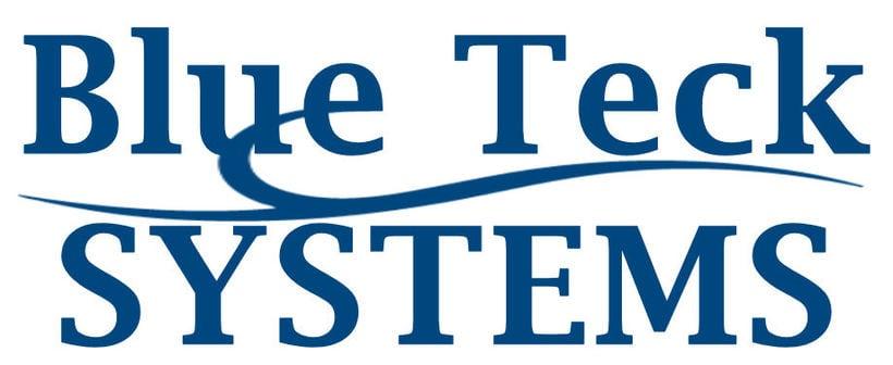 Logotio Blue Teck Systems 0