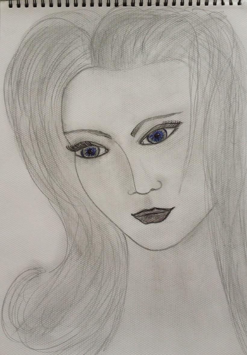 Dibujos sobre papel 0