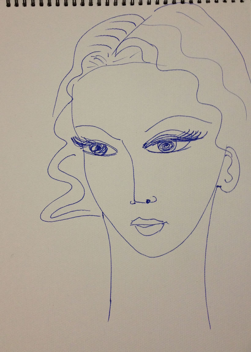 Dibujos sobre papel 5
