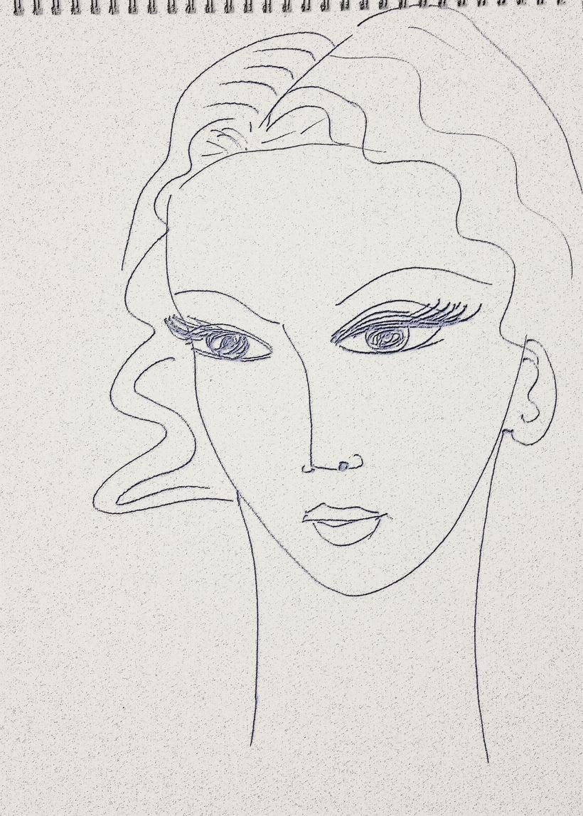 Dibujos sobre papel 6