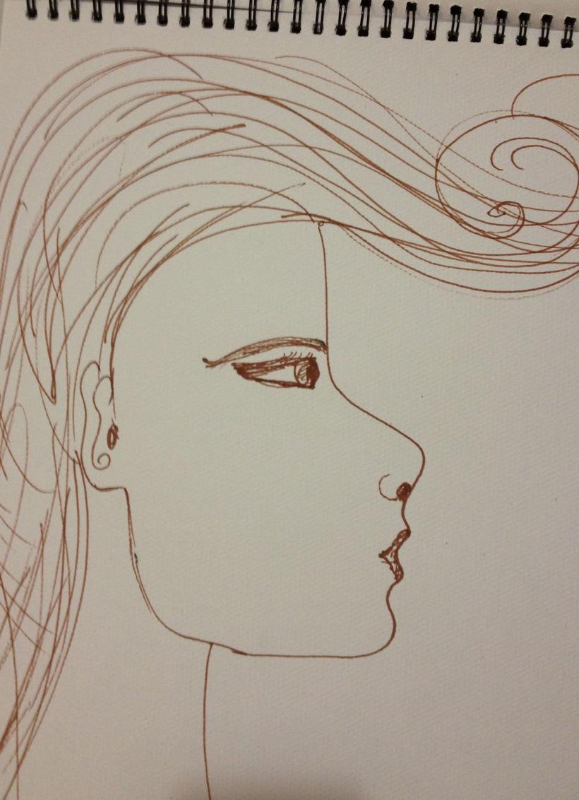 Dibujos sobre papel 9