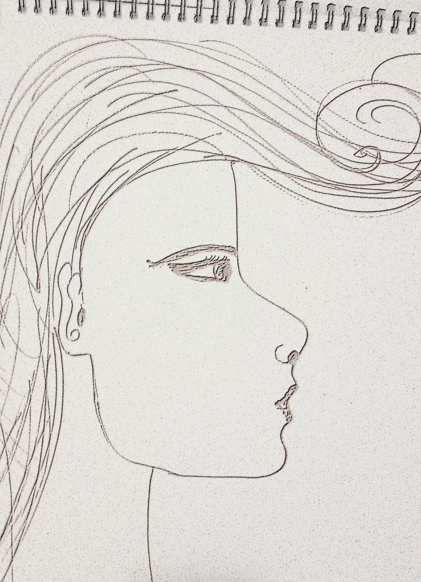 Dibujos sobre papel 10
