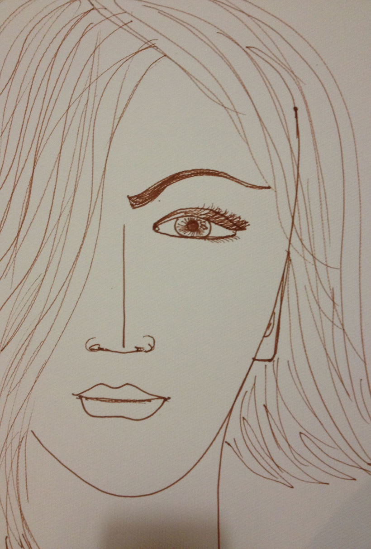 Dibujos sobre papel 11