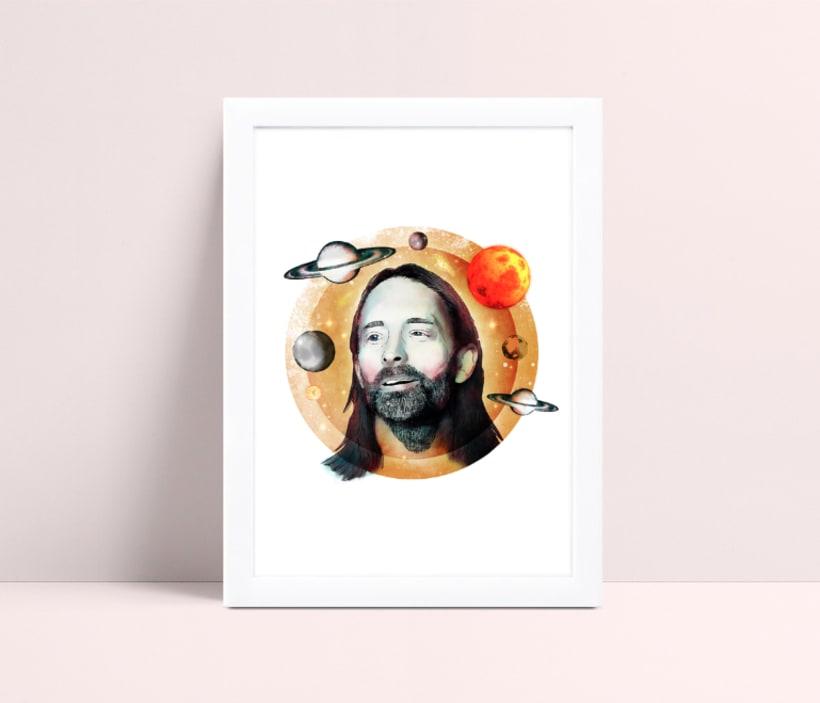 Mi Proyecto del curso: Retrato ilustrado con Photoshop 4