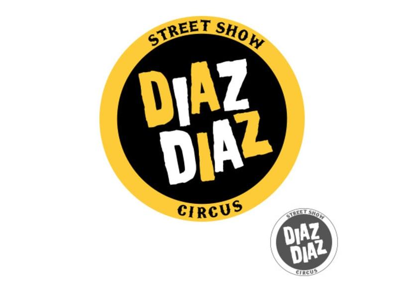 DiazDiaz ¨ malabarista e investigador del movimiento¨ 1