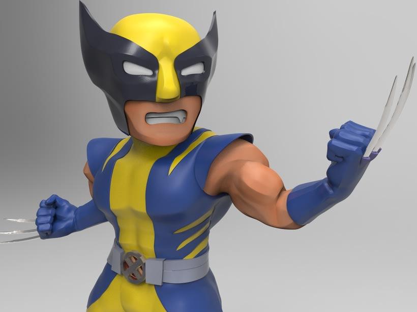 Lobezno / Wolverine 1