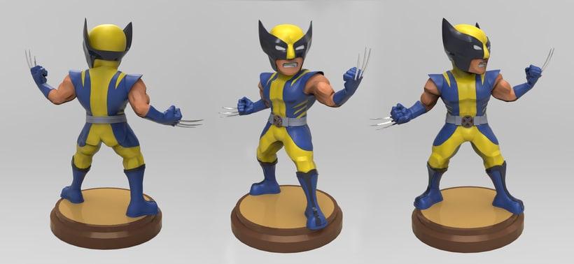 Lobezno / Wolverine 3