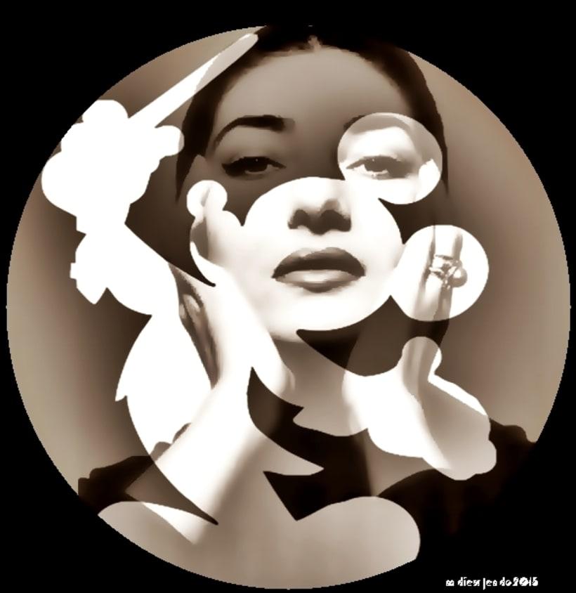 """Vissi d'arte"" (Tosca)Puccini . 0"