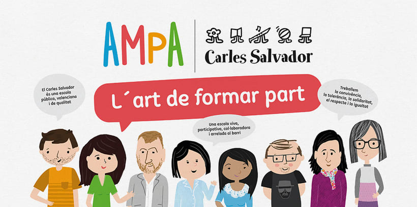 AMPA CEIP Carles Salvador 4