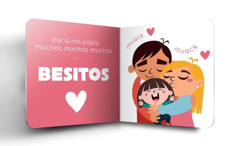 """Mi Proyecto del curso:  Ilustración y diseño de libros infantiles - """"MIRA, TENGO UNA BOCA"""" 9"""
