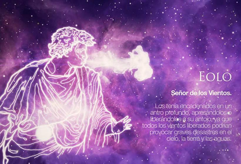 DIOSES Y ENERGÍA. Audiovisual para C.I.T.E.S. 3