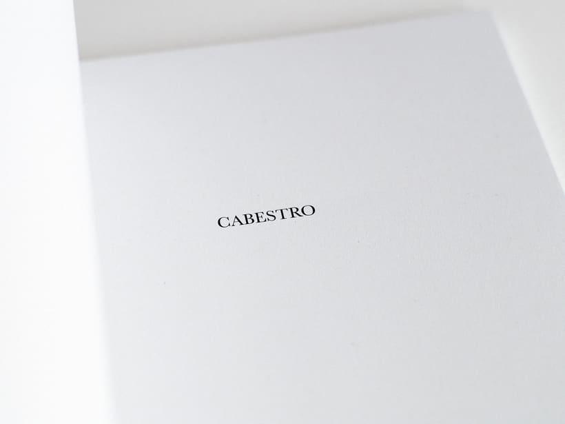 Cabestro. Fotolibro 3
