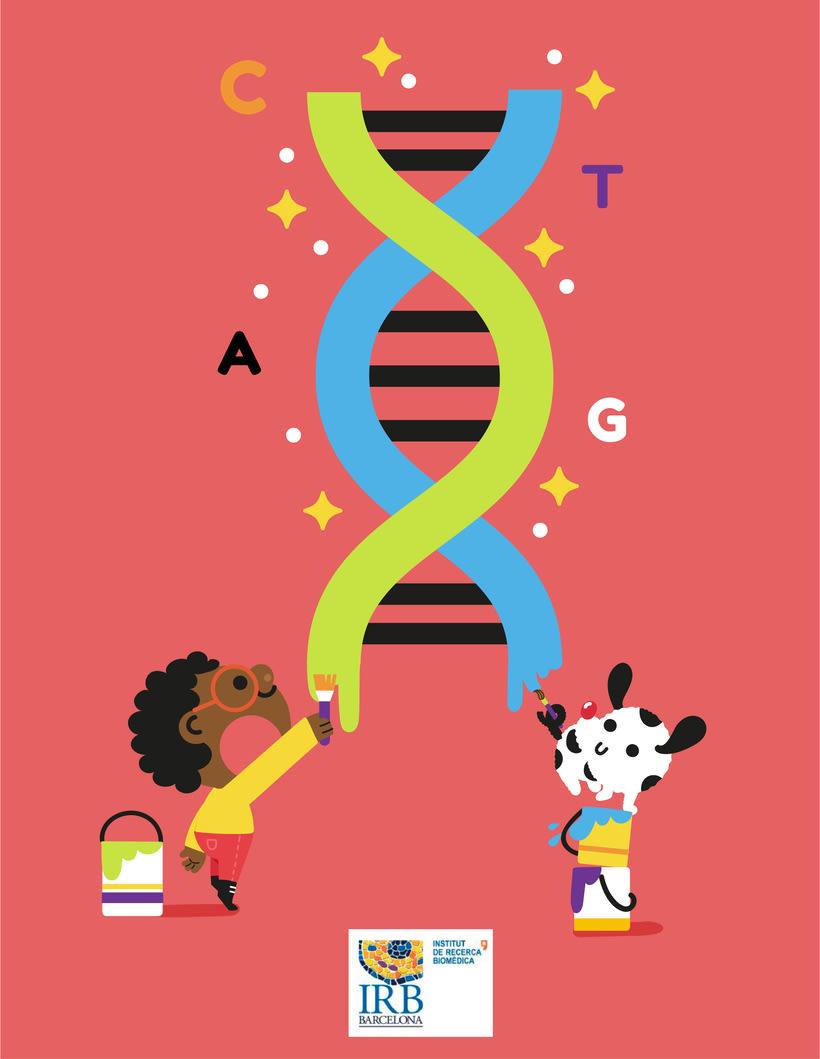 What colour is Science?. Libro infantil para colorear 0