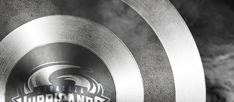 """Zaragoza Hurricanes"" Shield 0"