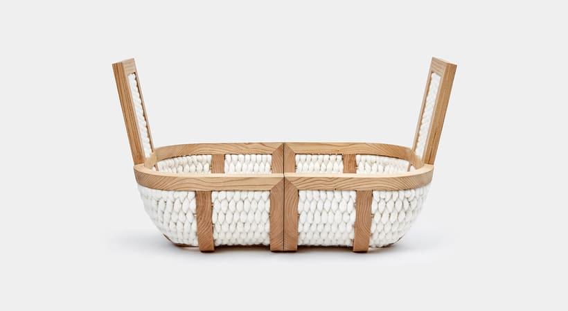 2W   wooden&woolen, proyecto en  colaboración con Domohomo: arquitectura y diseño 6