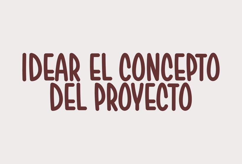 ¿Cómo hago mis proyectos? 1