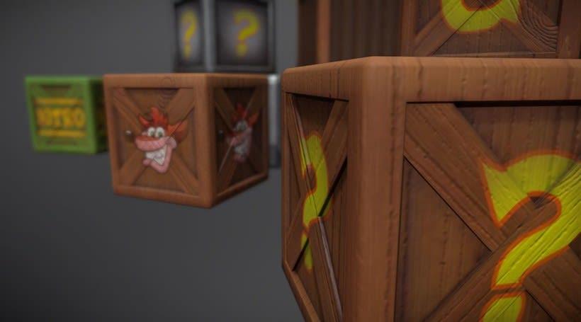 Crash Bandicoot Crates 2