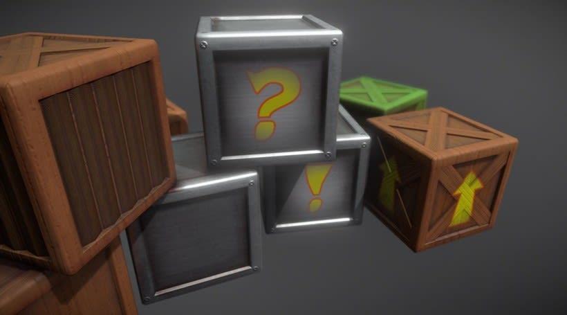 Crash Bandicoot Crates 4