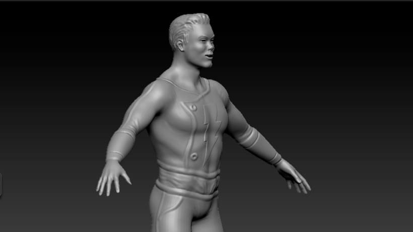 Shazam (3D Model) 0