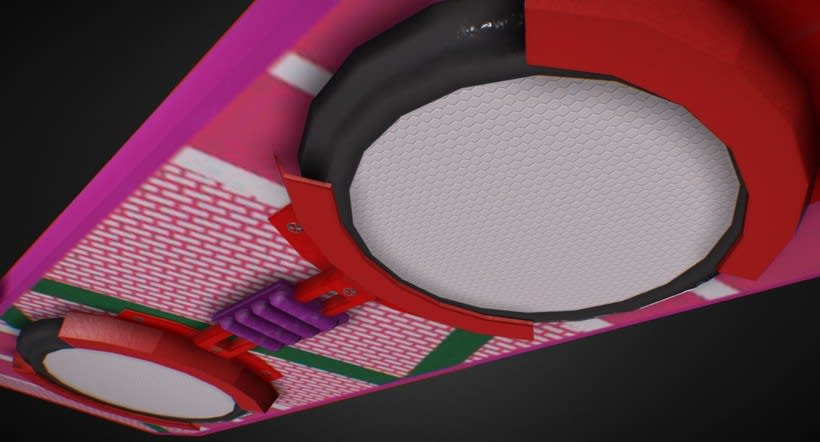 Back to the Future Hoverboard 1