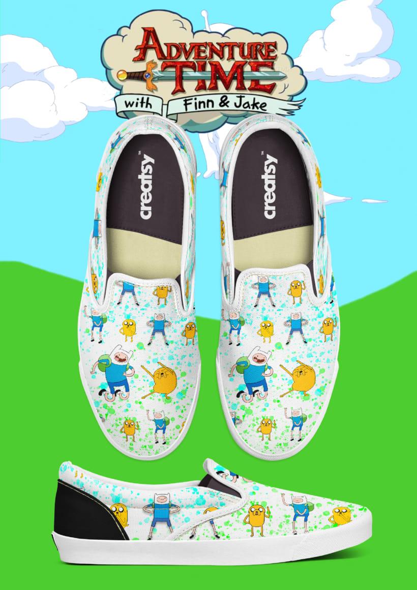 Diseño de Zapatillas 0