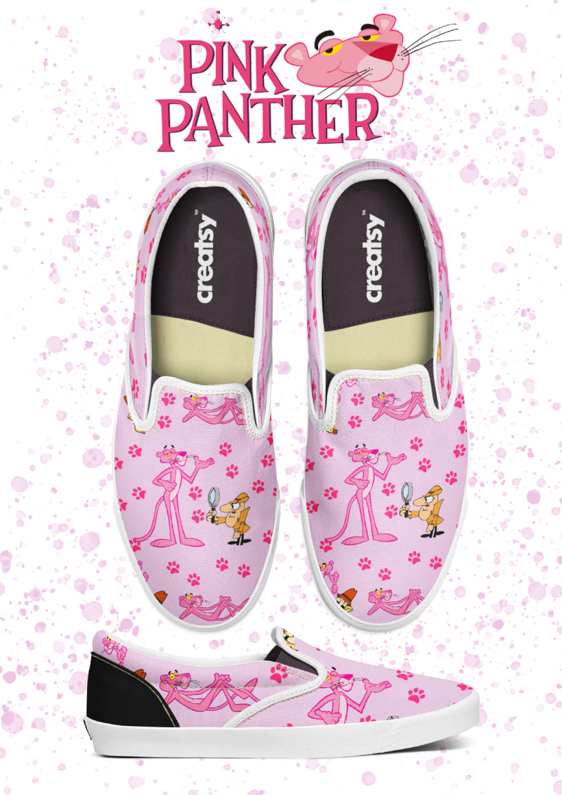 Diseño de Zapatillas 2