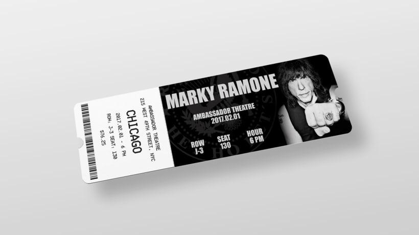Ticket concierto -1