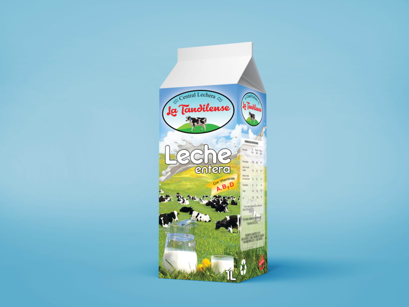 Milk Box -1