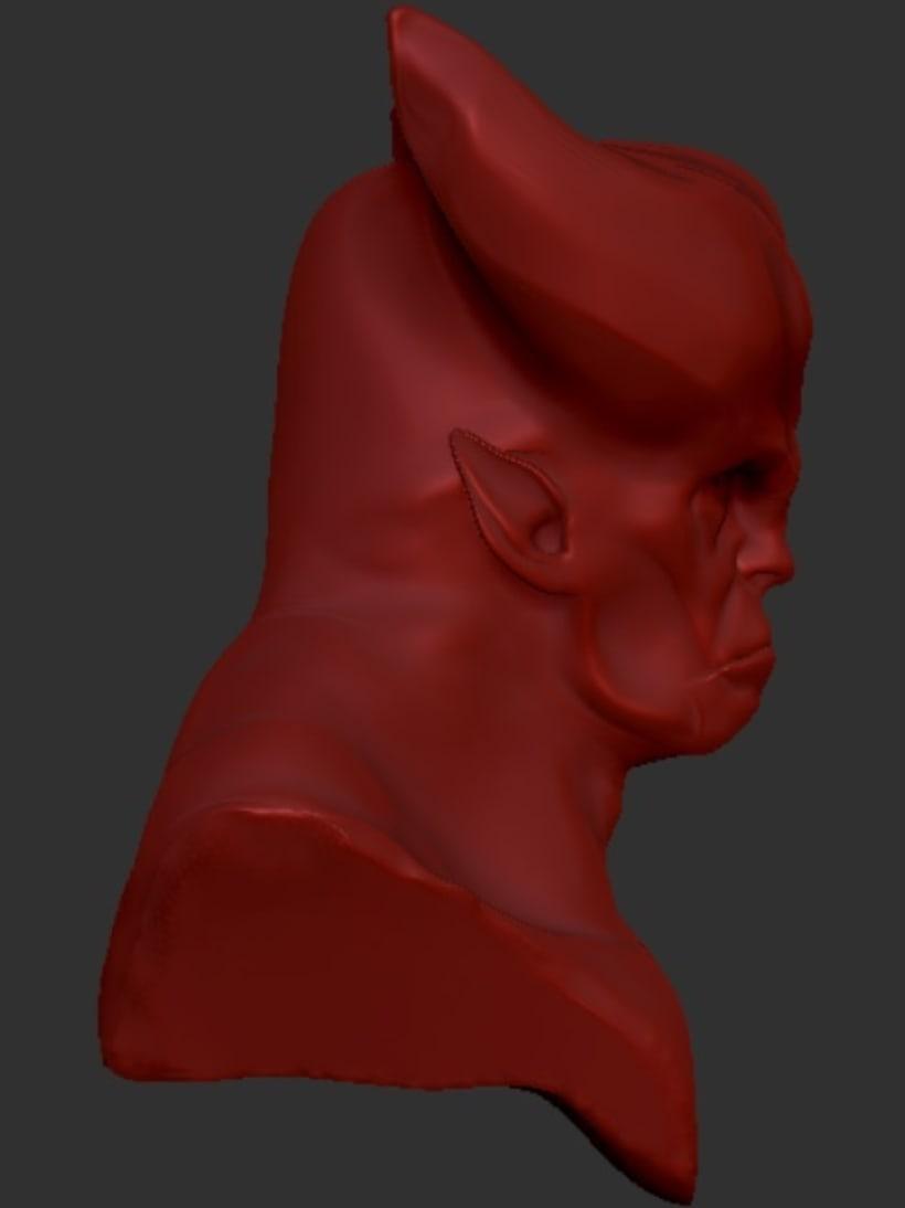Mi Proyecto del curso: Modelado de personajes en 3D 1