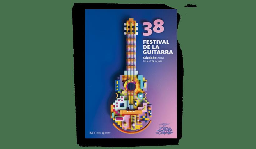 38 Festival de la Guitarra. Córdoba 2018 2