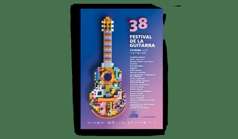 38 Festival de la Guitarra. Córdoba 2018 4