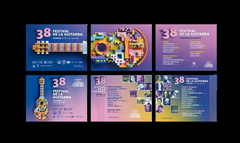 38 Festival de la Guitarra. Córdoba 2018 5
