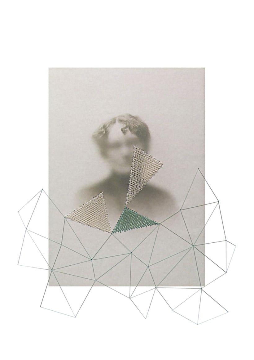 """Ilustración de portada para el Libro """"Nieve antigua"""" 1"""
