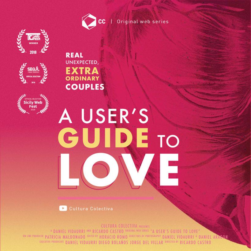 """Material de difusión para """"El Manual del Amor"""" web series 7"""