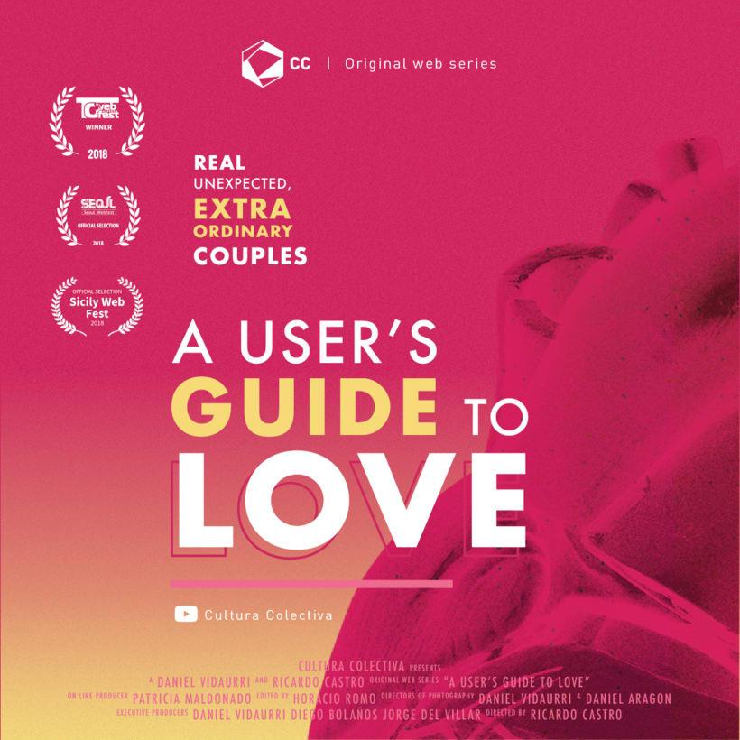 """Material de difusión para """"El Manual del Amor"""" web series 6"""