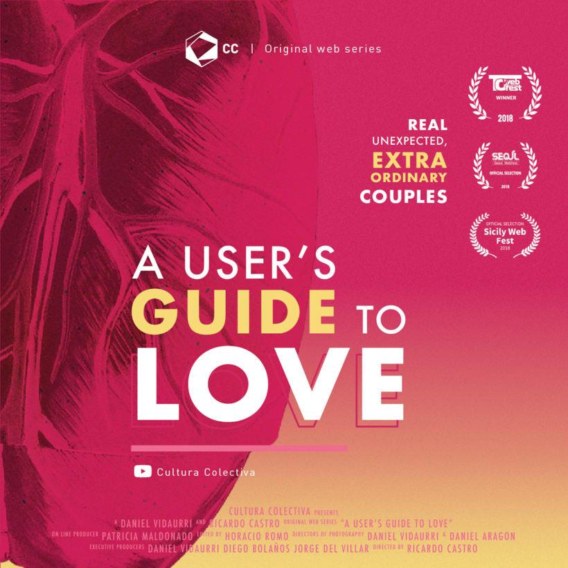 """Material de difusión para """"El Manual del Amor"""" web series 9"""