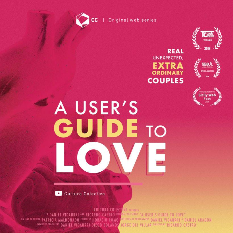 """Material de difusión para """"El Manual del Amor"""" web series 8"""